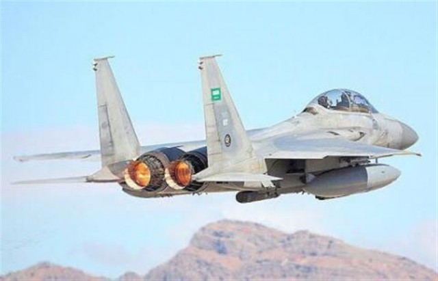 Arab Coalition strikes military sites in Sana'a