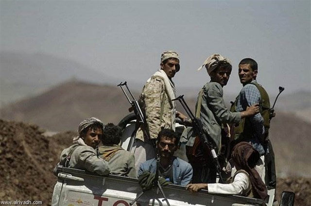 Houthis, Saleh continue committing crimes against Yemenis