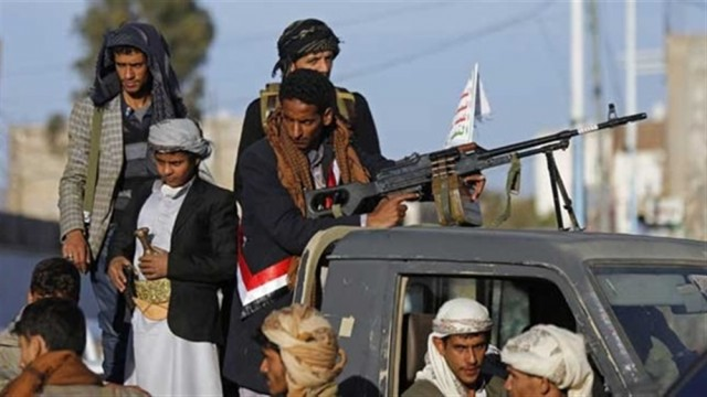 Houthi militias recruit children by force