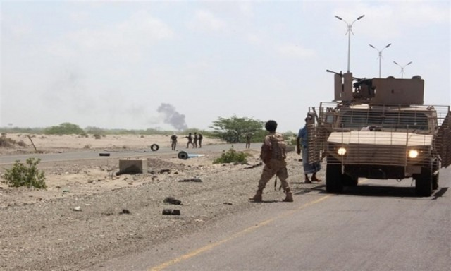 Suicide bomber kills six soldiers, wounds 20 others in Abyan