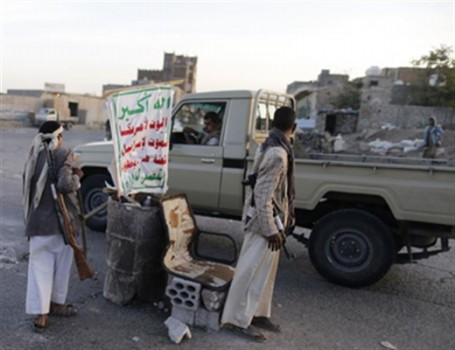 Houthis commit 6500 violations in Dhamar during 2017
