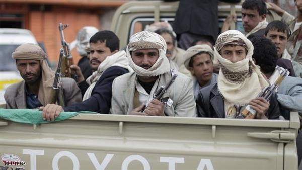 Houthi militias commit 188 violations in al-Mahweet during April