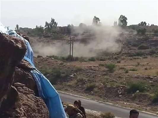 Houthi militias shell Moreis villages with heavy artillery