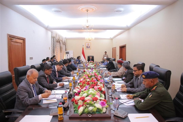 Cabinet affirm that Taiz liberation is a top priority