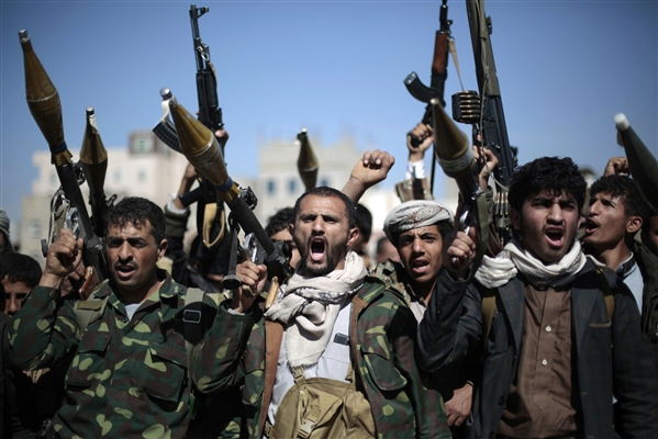 Houthis radicalizing prisoners to fight against the government