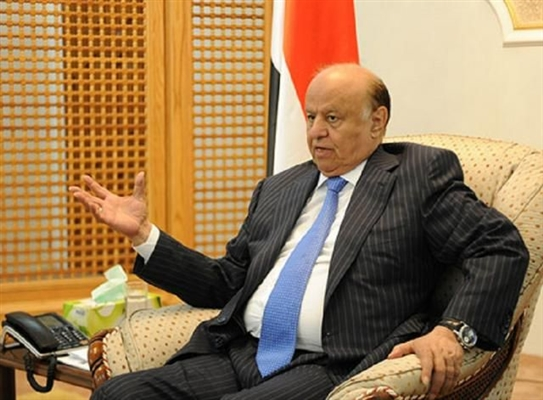 Hadi orders government to stop unauthorized use of state properties