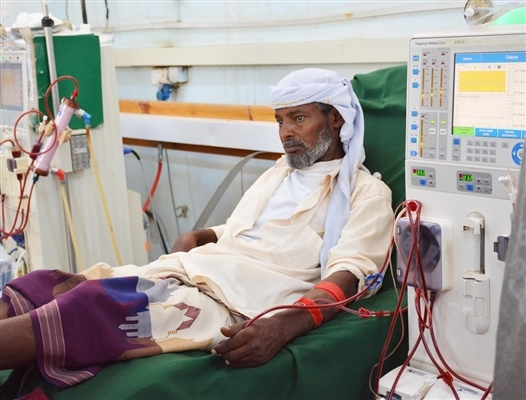 Urgent call to save 350 lives, as Taiz patients begin to die