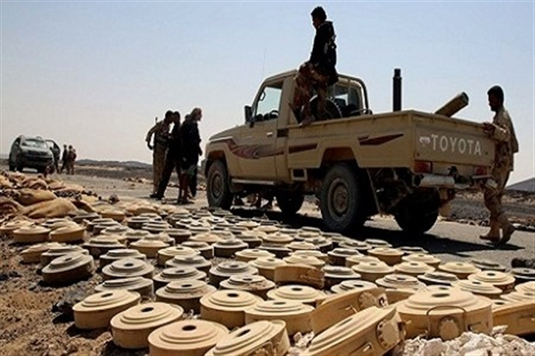 Houthi landmine kills, injures Somali immigrants