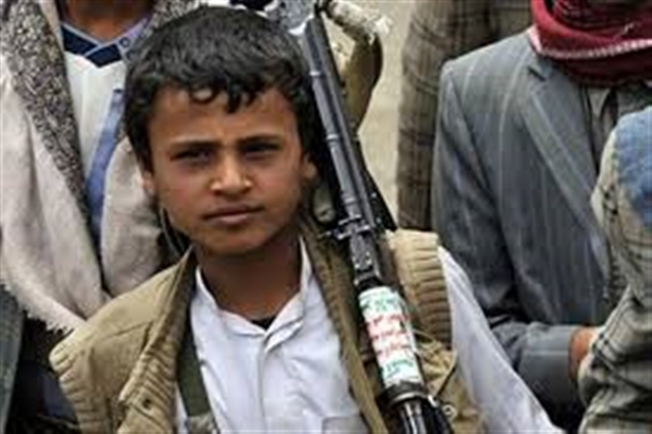Saudi Arabia: Houthis recruitment of child soldiers disregard to int'l law