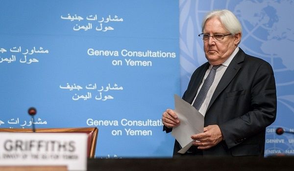 Griffiths seeks again to bring Houthis to Geneva