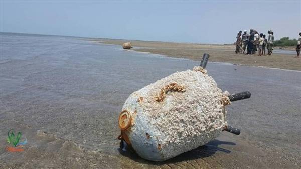 About 16,000 sea mines destroyed in Hajjah coast