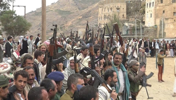 Houthis raid village in Mahweet, abduct three teachers