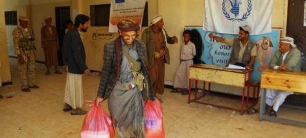 UN official: Houthis insist to distribute aids in improper ways