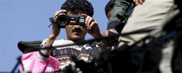 RSF: 20 journalists abducted in Yemen since 2015