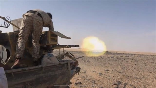 Scores of Houthi militants killed, forced away from Marib defense lines